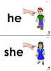 Pronoun Flashcards