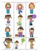 Pronoun and Description Flashcards
