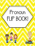 Pronoun Flip Book
