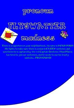 Pronoun Flyswatter SPLAT
