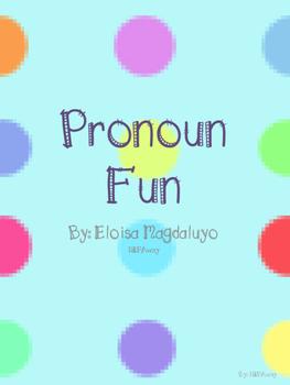 Pronoun Fun