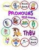 Pronoun Game Set