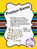 Pronoun Games