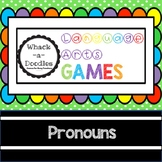 Pronoun Games - Subject/Object Sets