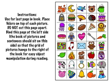 Interactive Pronoun Mini Book