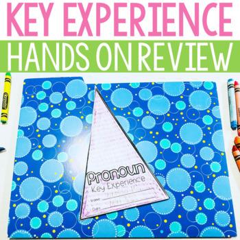 Pronoun Key Experience Extension Booklet