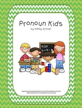 Pronoun Kids