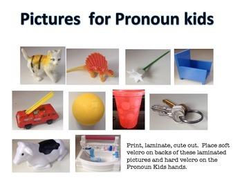 Pronoun Kids!