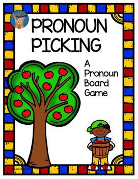 Pronoun Literacy Center