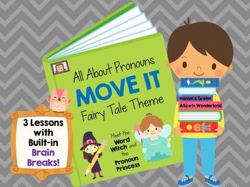 Pronoun MOVE IT!