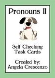 Pronoun (Me, I) Task Cards