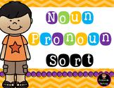 Noun Pronoun Sort