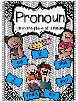 Pronoun Pack