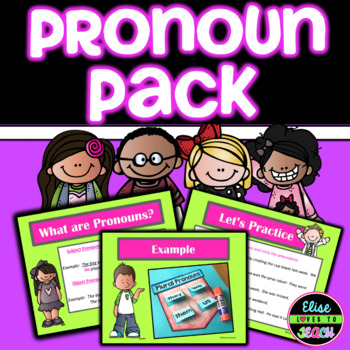 Pronoun Pack