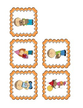 Pronoun Pack for Speech Therapy or RTI