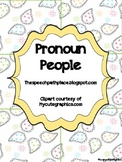 Pronoun People