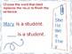 Pronoun- Personal Subject Lesson