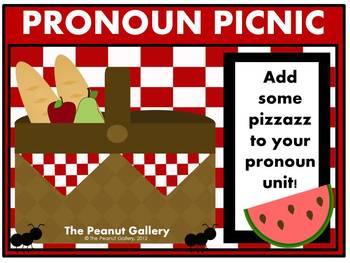 Pronoun Picnic (Personal, Possessive and Reflexive Pronouns)