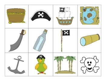Pronoun Pirates, Speech and Language, He, She, They, His, Hers, Theirs, AAC