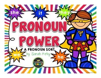 Pronoun Power