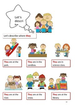 Pronoun Practice: Grammar