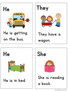 Pronouns for Beginners
