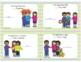 Pronoun Practice Task and Game Cards for Speech Therapy ELA