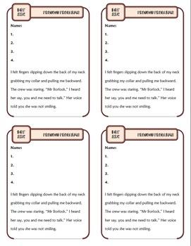 Pronoun Problems: Ten-Minute Grammar Unit #5