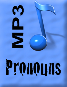 Pronoun Song - Educational Music