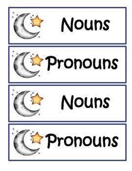 Pronoun Sort
