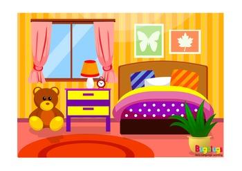 Pronoun Sort in the Bedroom Game