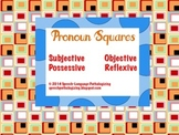 Pronoun Squares