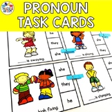 Pronoun Activities | Task Cards