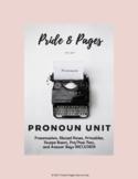 Pronoun Unit