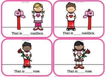 Pronoun Valentine