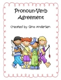 Pronoun Verb Agreement