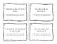 Pronoun-Verb Agreement Task Cards