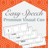 FREE Pronoun Visual Cue