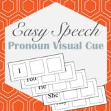 FREE Pronoun Visual Cue