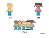 Pronoun Visual (He, She, They)