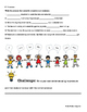 Pronoun Worksheet