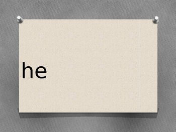 Pronoun or Noun PPT game