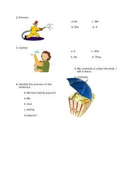 Pronound workbook for 2nd grade