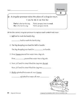 Pronouns 02: Singular & Plural Pronouns