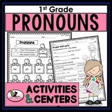 Pronouns - 1st Grade