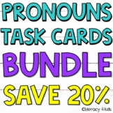 Pronouns $$$ Savings BUNDLE for Grades 2-3