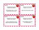Pronouns - 24  Task Cards for Grades 2-3-Apple Theme