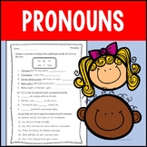 Pronouns Assessment