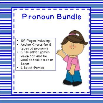 Pronouns Bundle