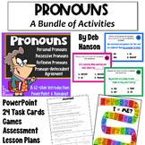 Pronouns Bundle of Activities